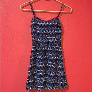 Cute H&M cutout dress